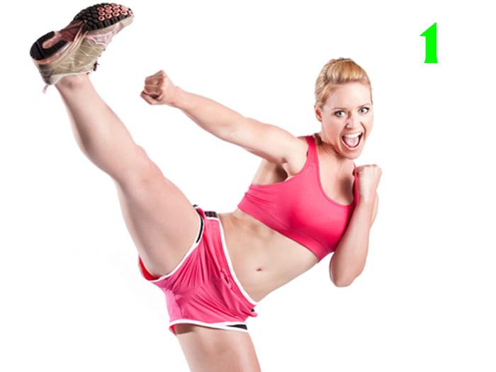 bacak boyu uzatma egzersizleri ilk adım tekme atmak