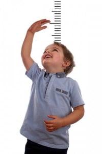 çocuklarda boy uzunluğu